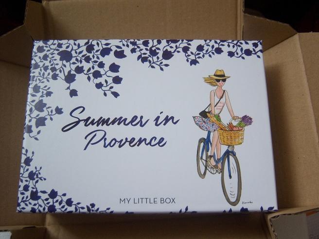 Das Motto der Juni-Box lautet: Provence