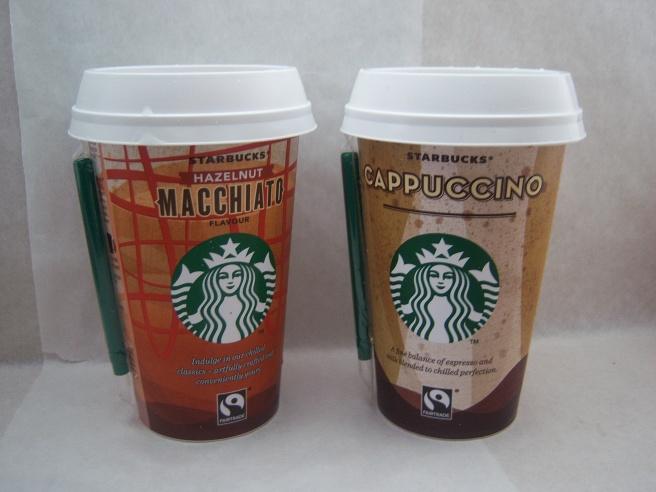 Capuccino & Hazelnut Macchiato