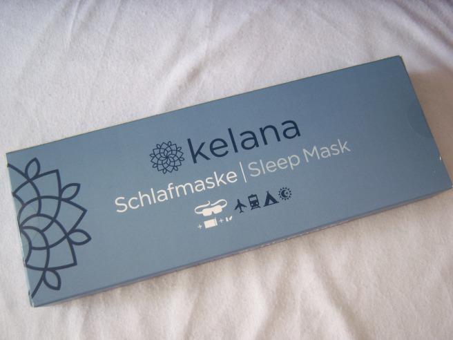 Die Schlafmaske von Kelana