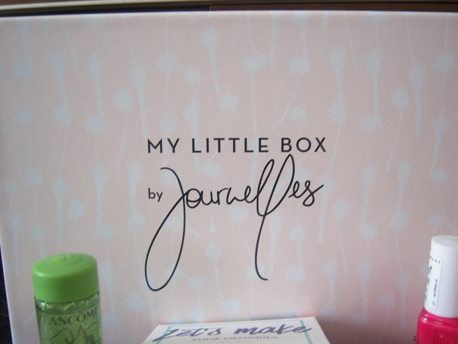 My little Box - August 002