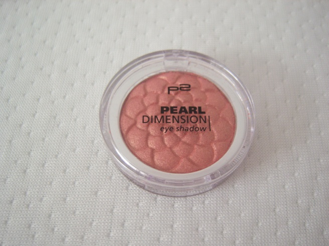 P2 Pearl- Dimension Lidschatten, Coral