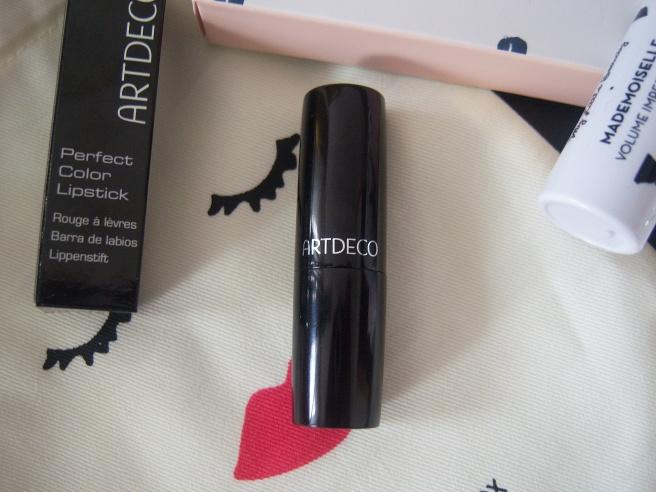 Lippenstift von Art Deco Farbe Rosetto