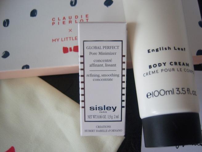 Poren Minimizer von Sisley