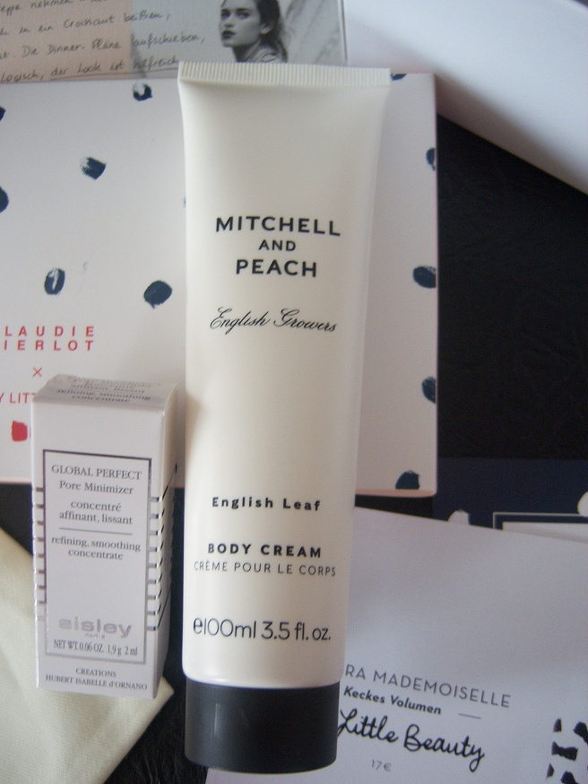 Mitchell & Peach, Body Cream