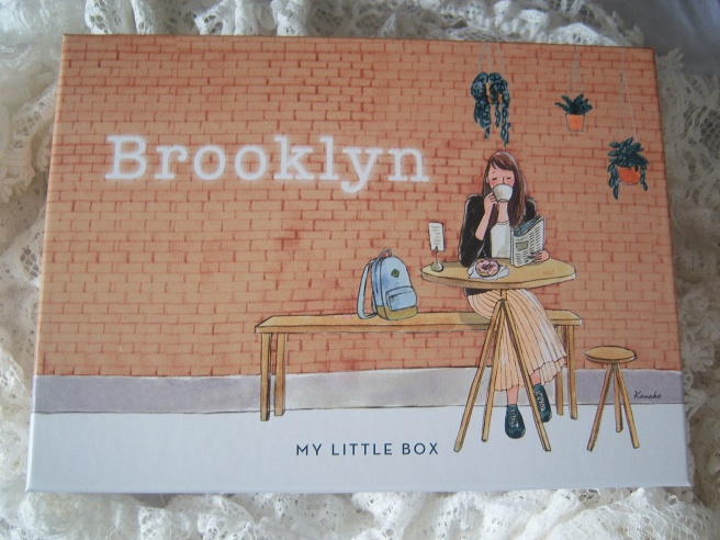 Ein tolles Motto: Brooklyn!