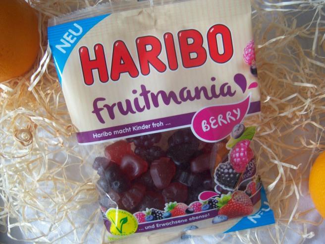 Haribo Fruitmania, Beary