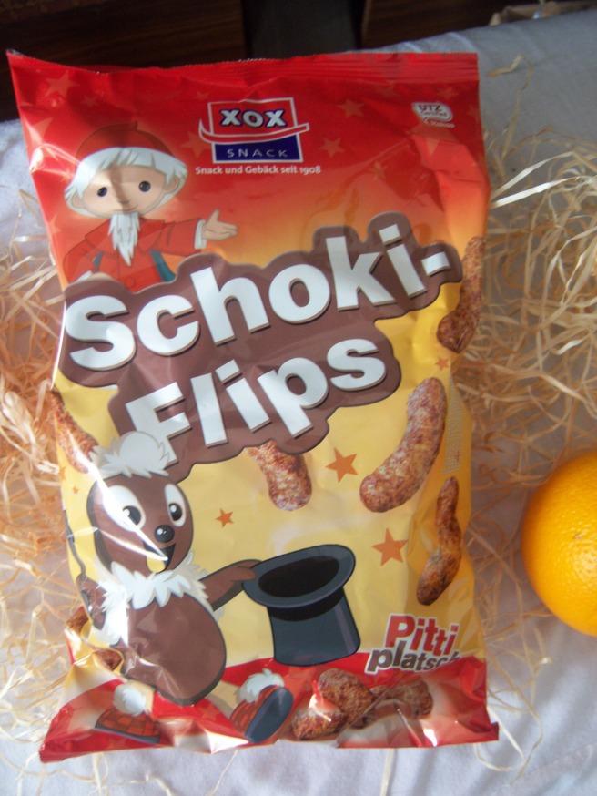 Schoko-Flips
