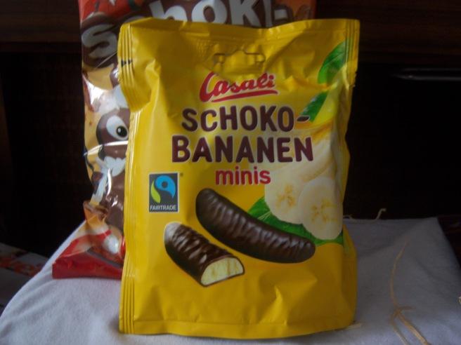 schoko-bananen