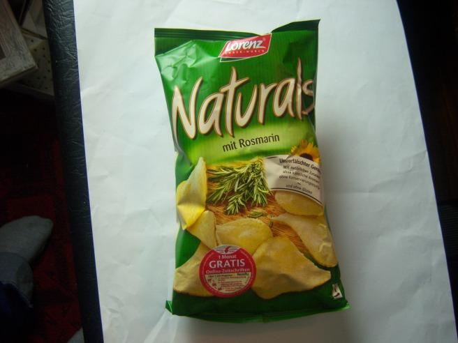 "Naturals Chips ""Rosmarin"""