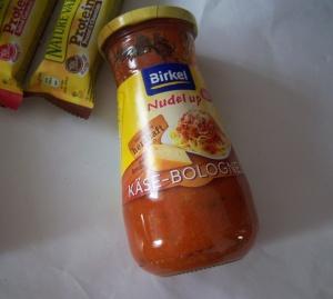 Birkel Nudel Up Käse Bolognese