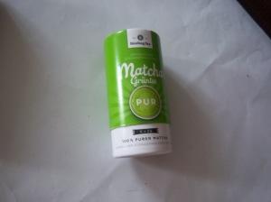 Bünting Tee - Matcha Grüntee