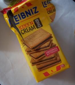 Leibniz . Keks'n Cream