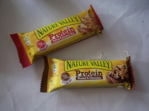 Nature Valley - Protein Riegel Salted Caramel Nut & Peanut & Chocolate
